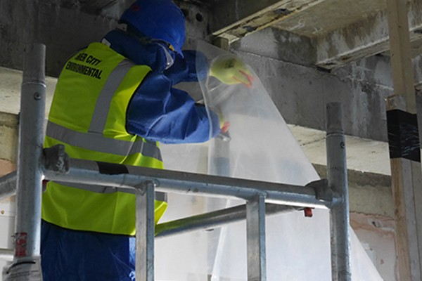 Removal of AIB packers