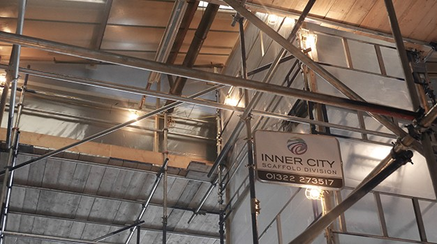 fully-qualified licensed scaffolding company