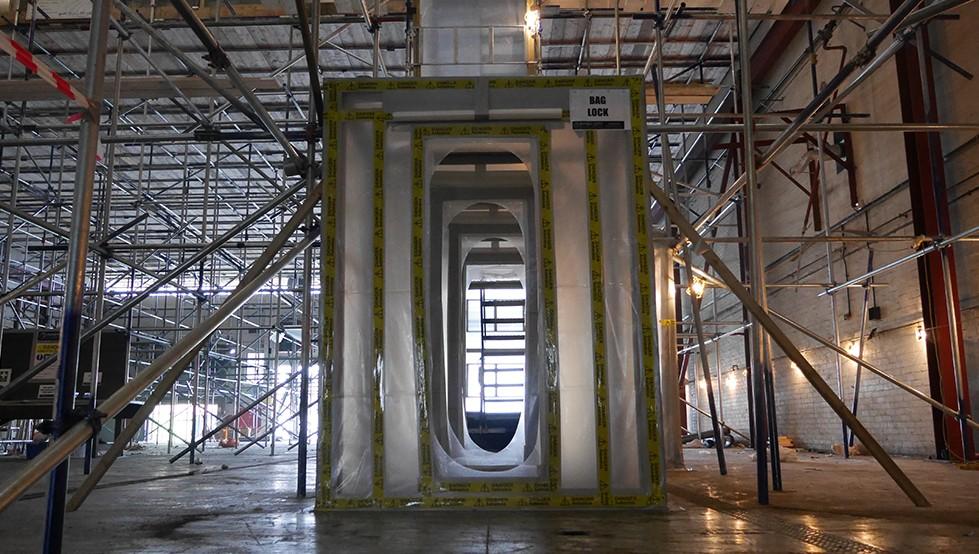 licensed asbestos scaffolding company