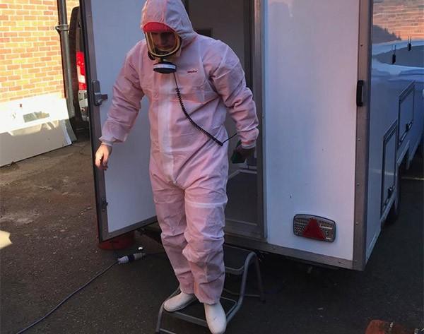 asbestos specialist