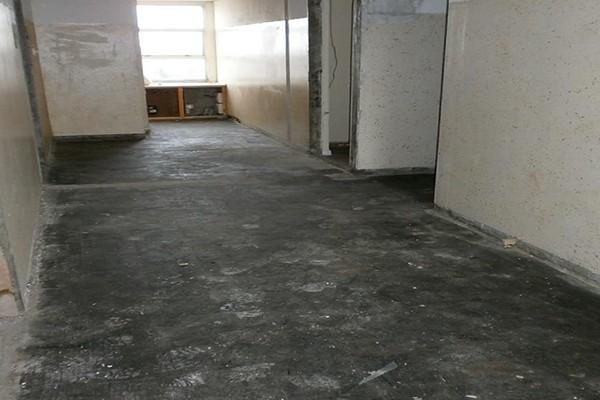 asbestos removal in Tower Blocks